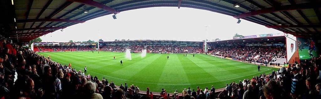 AFC Bournemouth v Chelsea 23-04-2016