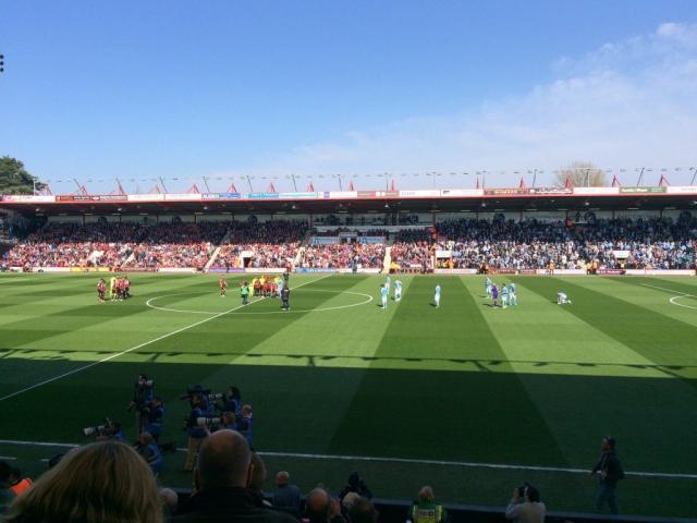 AFC Bournemouth v Manchester City 02-04-2016