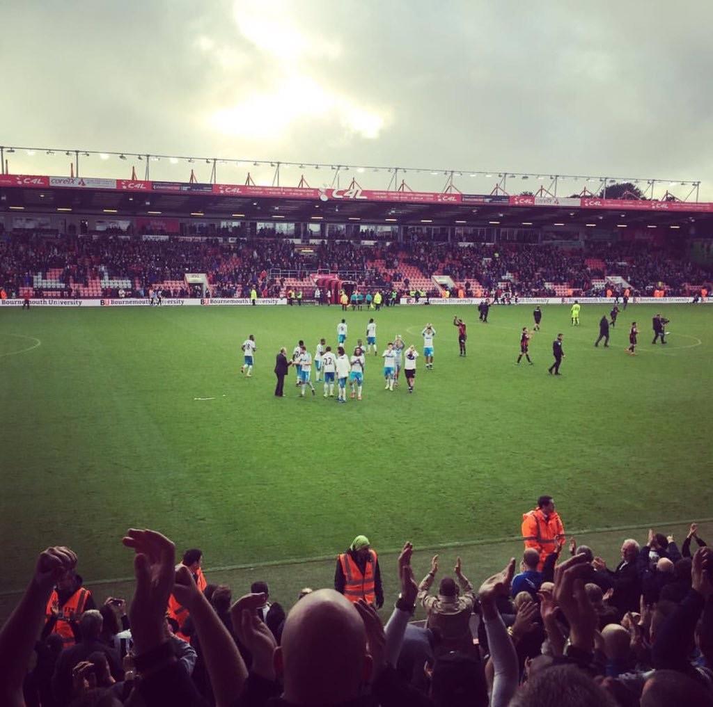 AFC Bournemouth v Newcastle 07-11-2015