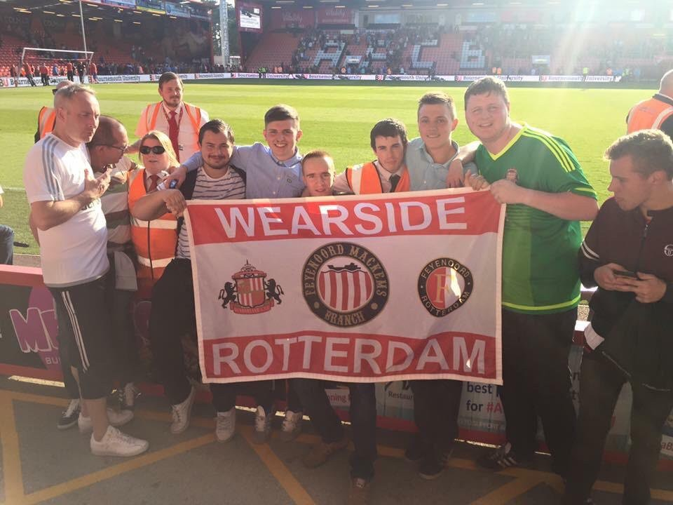 AFC Bournemouth v Sunderland 19-09-2015