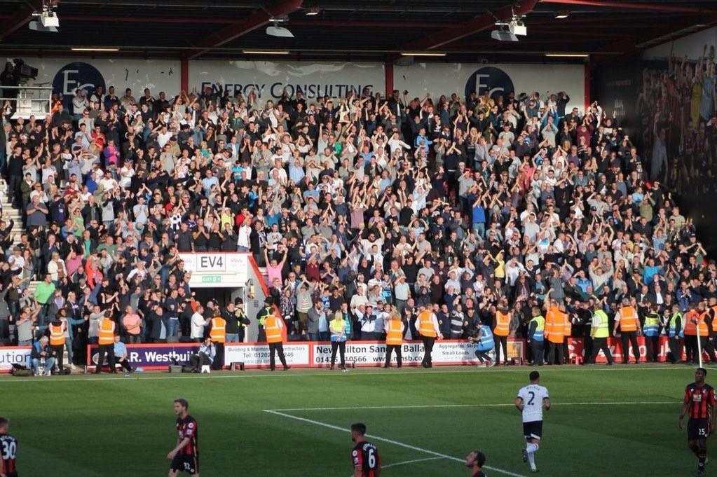 AFC Bournemouth v Tottenham Hotspur 25-10-2015