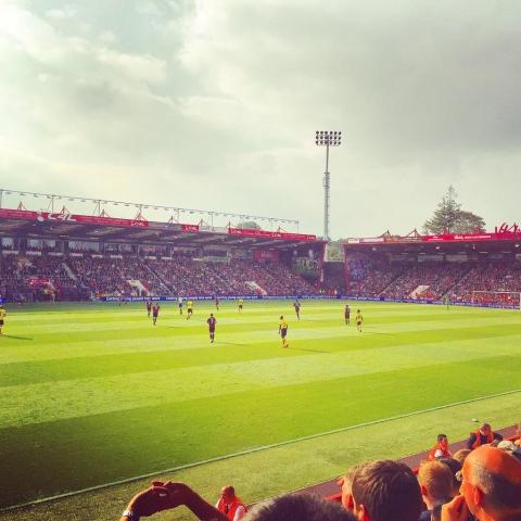 AFC Bournemouth v Watford 03-10-2015