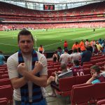 Arsenal v West Ham 09-08-2015