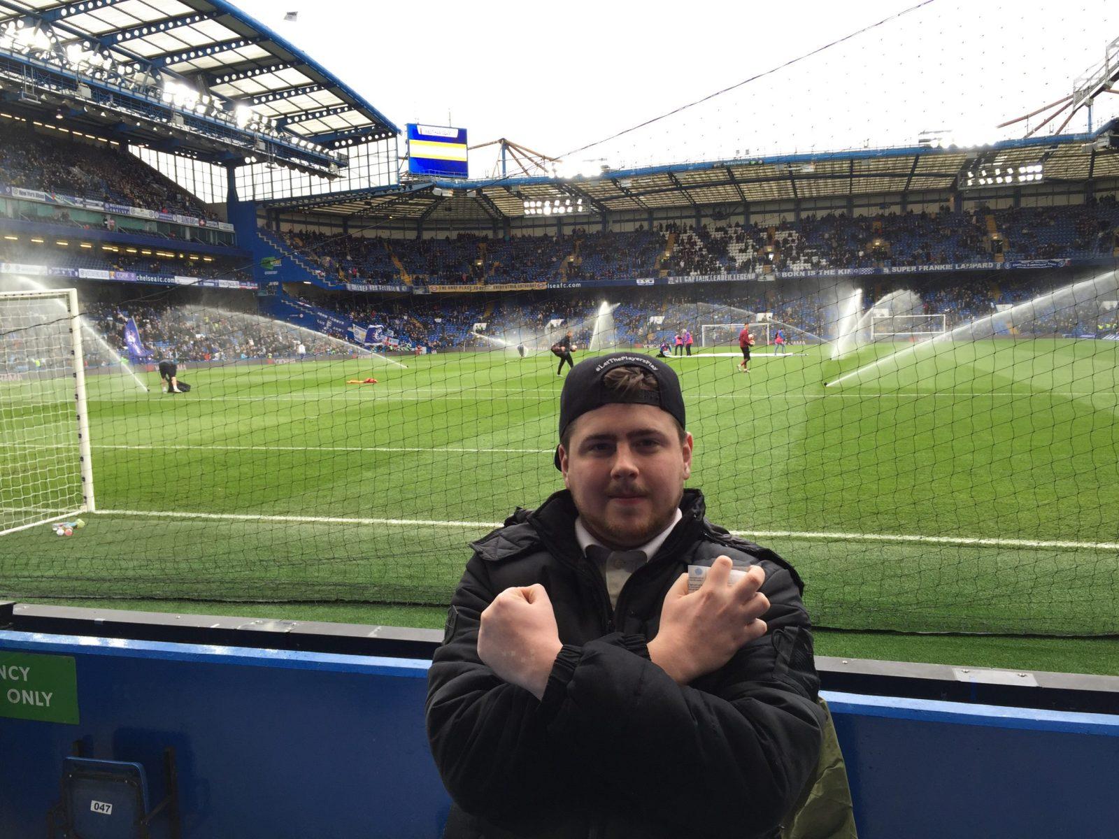 Chelsea v West Ham 19-03-2016
