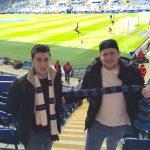 Leicester City v West Ham 17-04-2016