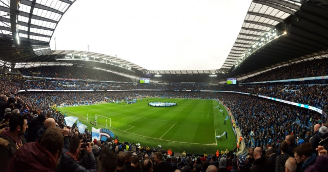 Manchester City v Leicester City 06-02-2016