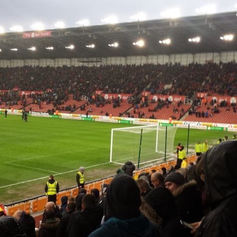 Stoke City v Everton 06-02-2016