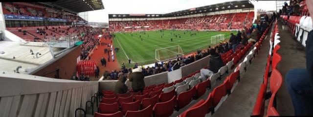 Stoke City v Manchester City 05-12-2015