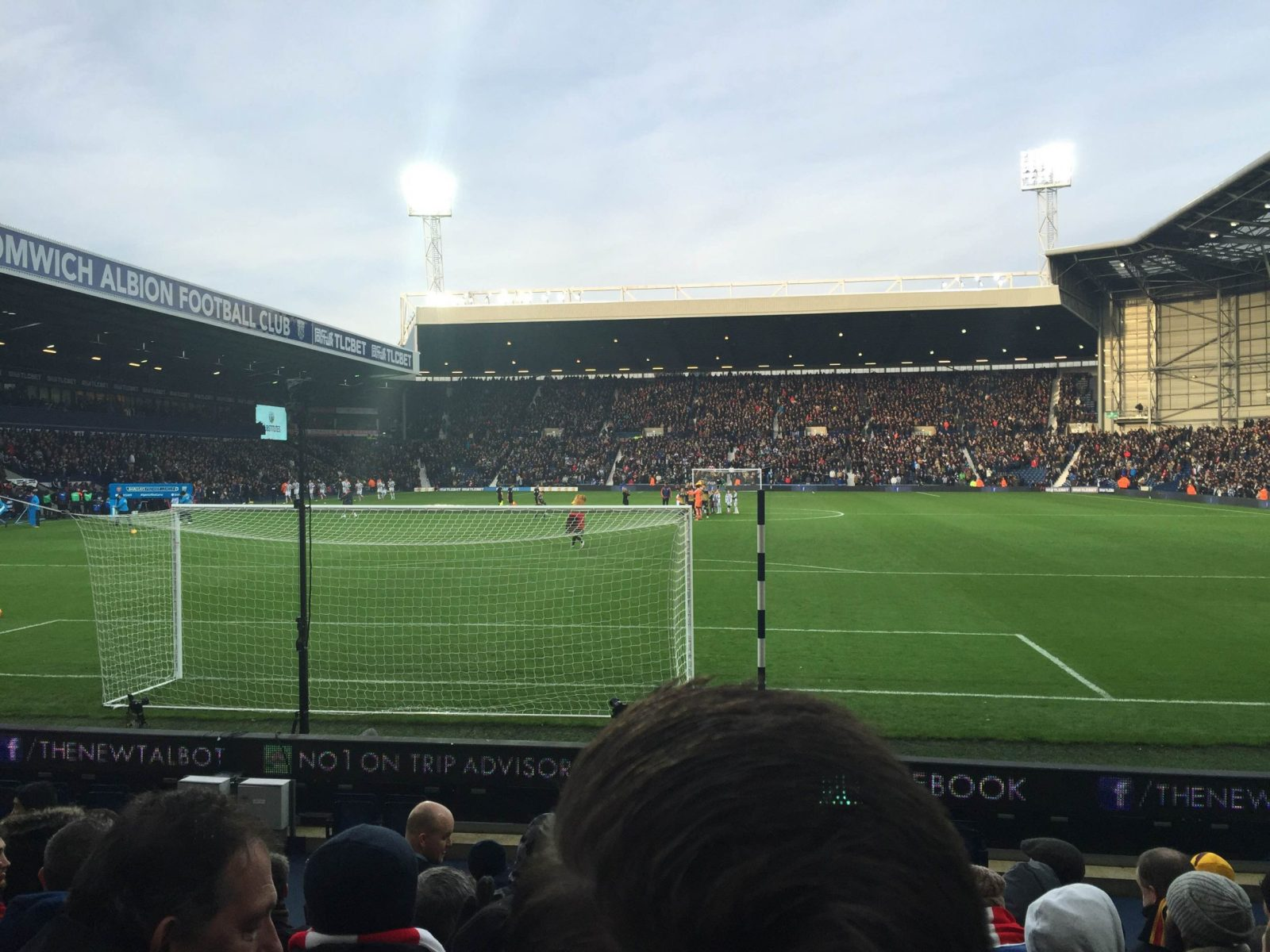 West Brom v Arsenal 21-11-2015