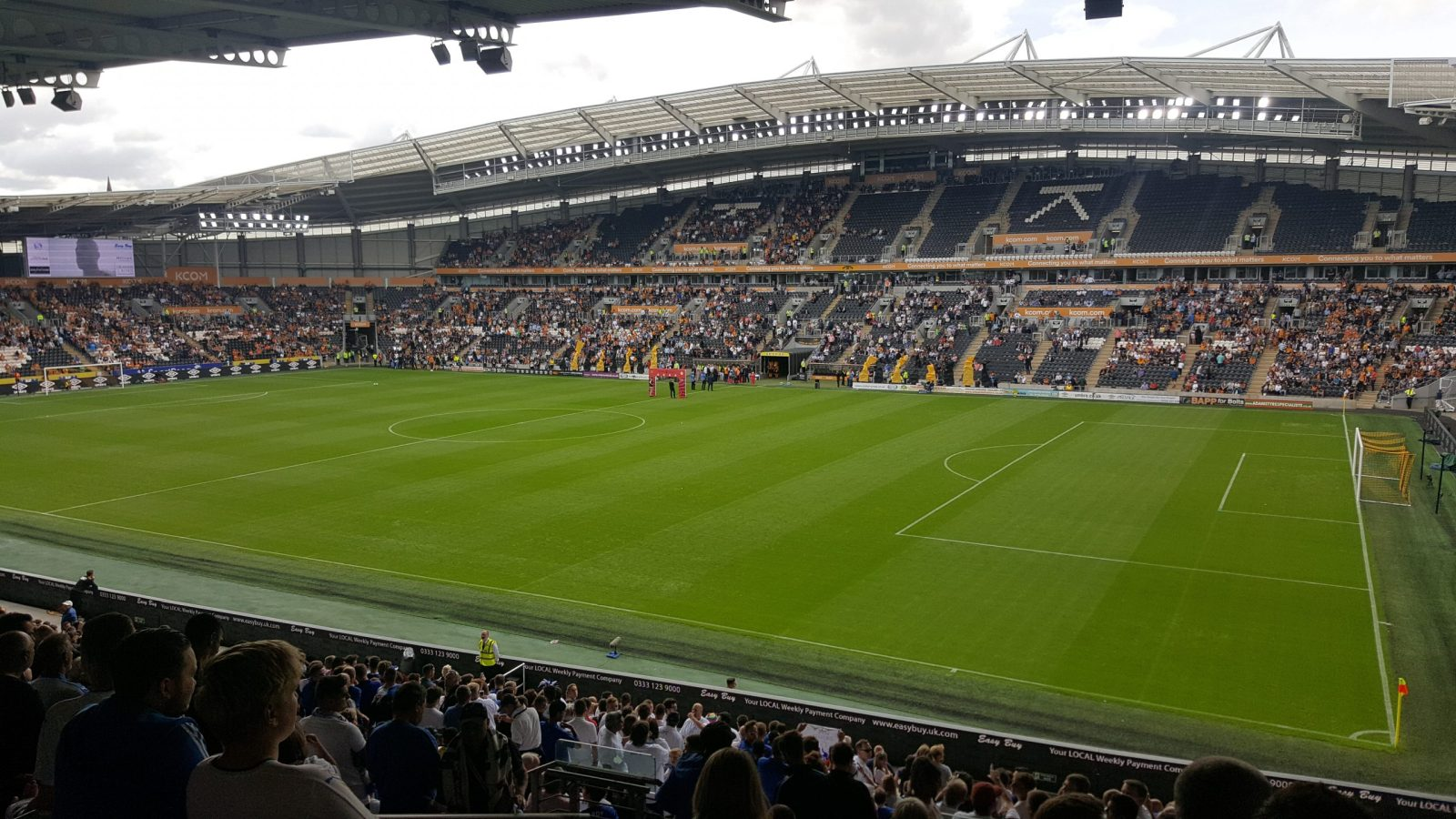 Hull City v Leicester City 13-08-2016