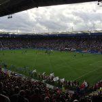 Leicester City v Arsenal 20-08-2016