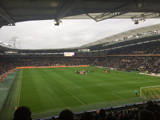Hull City v Arsenal 17-09-2016
