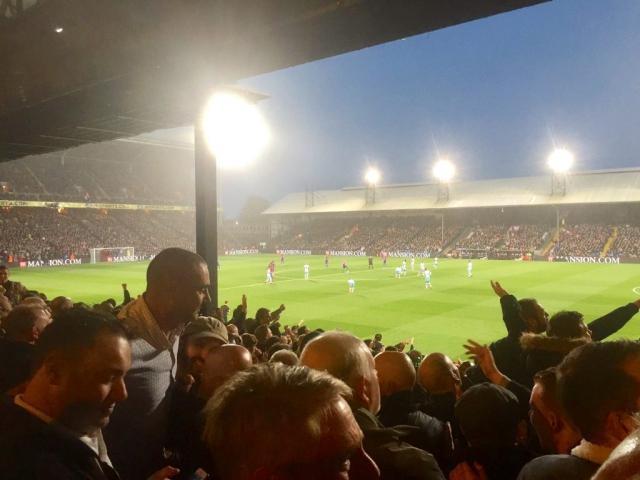 Crystal Palace v West Ham 15-10-2016