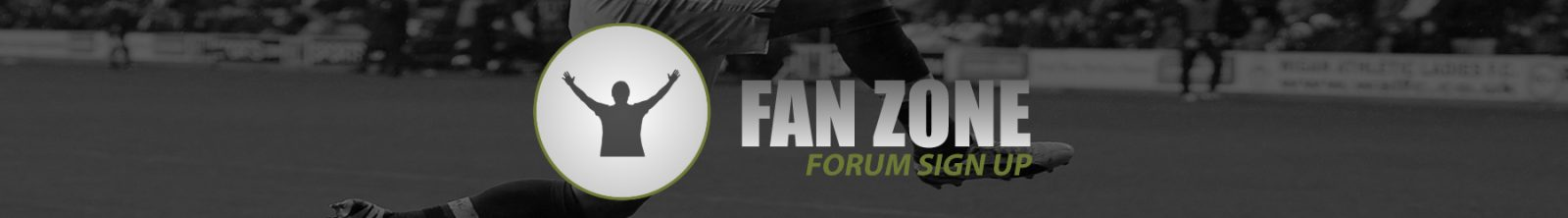 Forum Sign Up