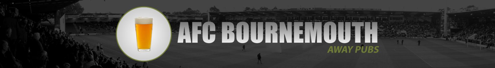 AFC Bournemouth Away Pubs