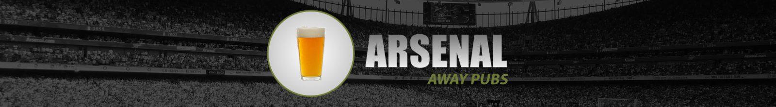 Arsenal Away Pubs