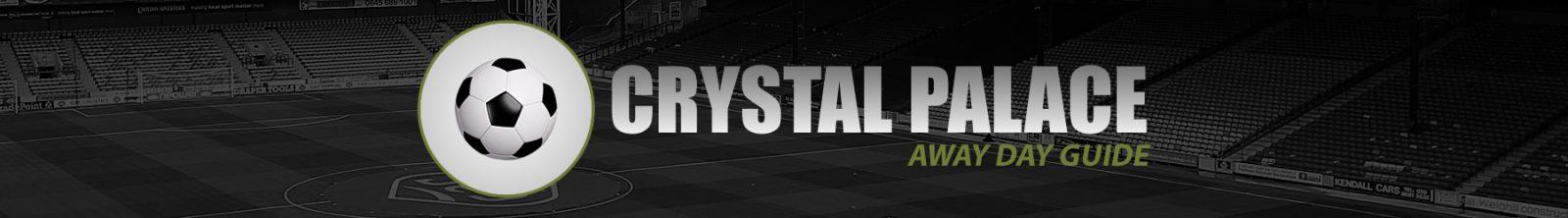 Crystal Palace Away