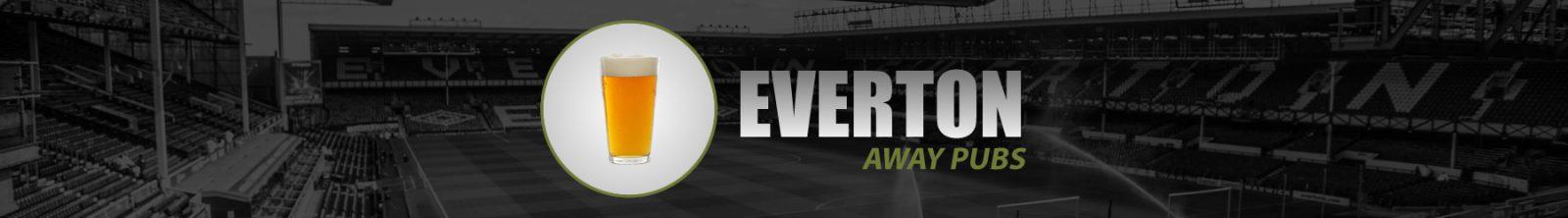 Everton Away Pubs