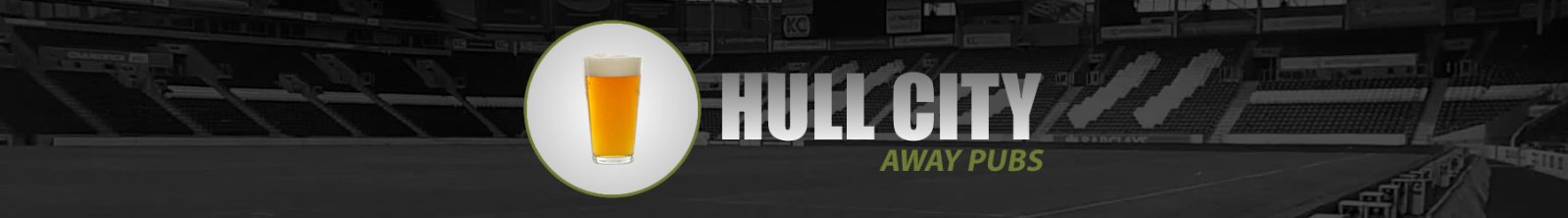 Hull City Away Pubs