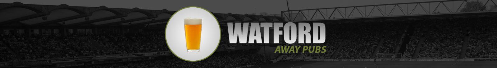 Watford Away Pubs