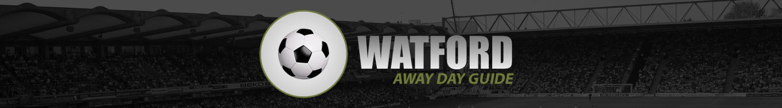 Watford Away