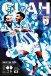 Huddersfield Town Programme