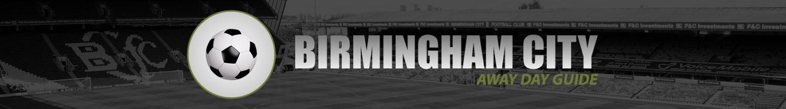 Birmingham City Away