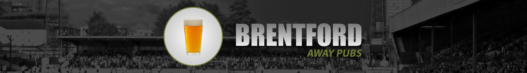 Brentford Away Pubs