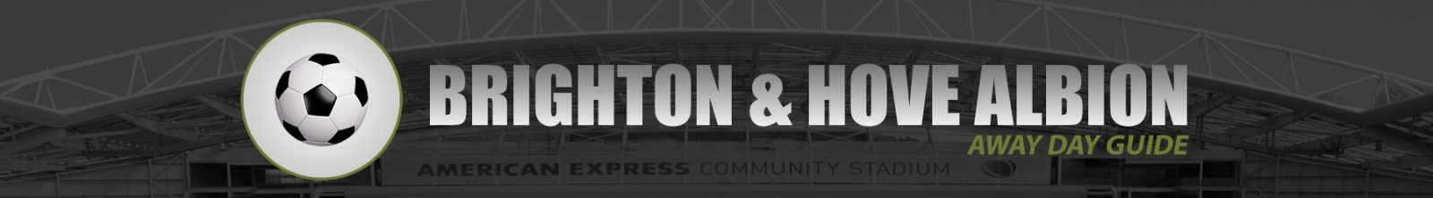 Brighton & Hove Albion Away