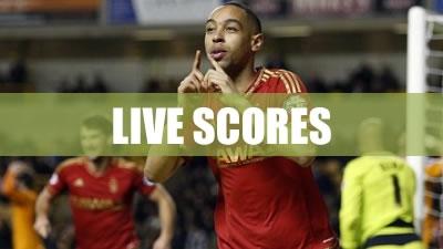 Championship Live Scores