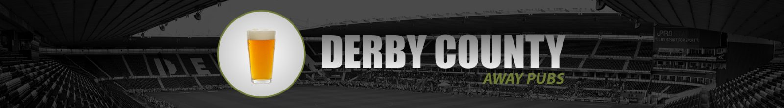 Derby County Away Pubs