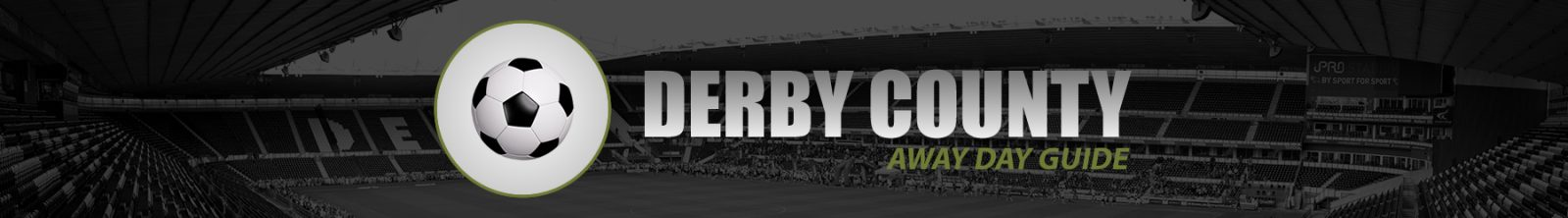 Derby County Away
