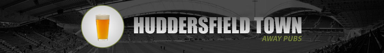 Huddersfield Town Away Pubs