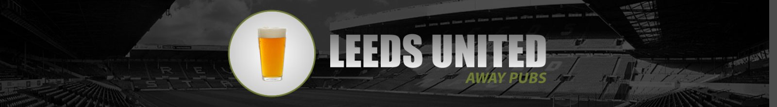 Leeds United Away Pubs