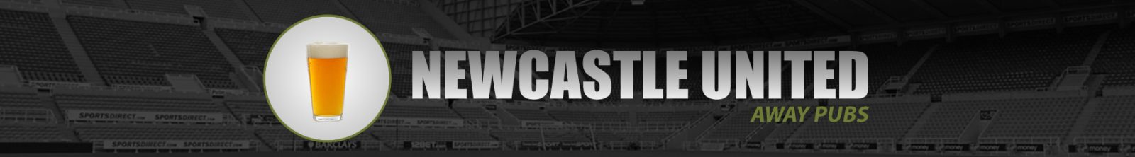 Newcastle United Away Pubs