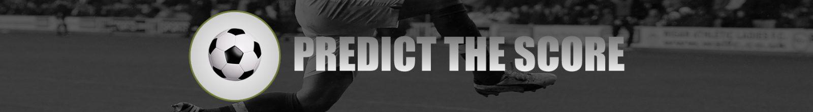 Predict The Score