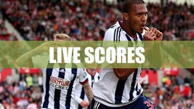 Premier League Live Scores