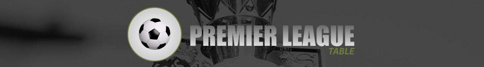 Premier League Table