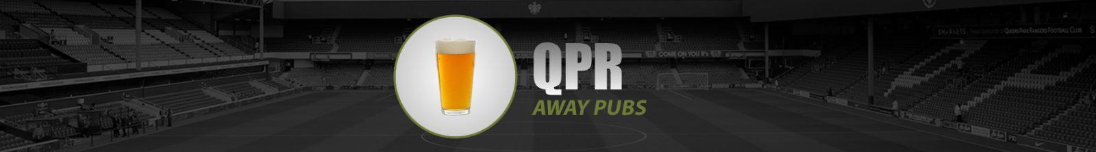 QPR Away Pubs
