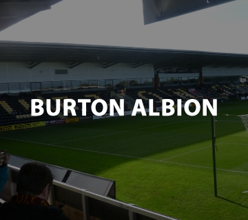 Rate Burton Albion