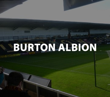Rate Burton Albion