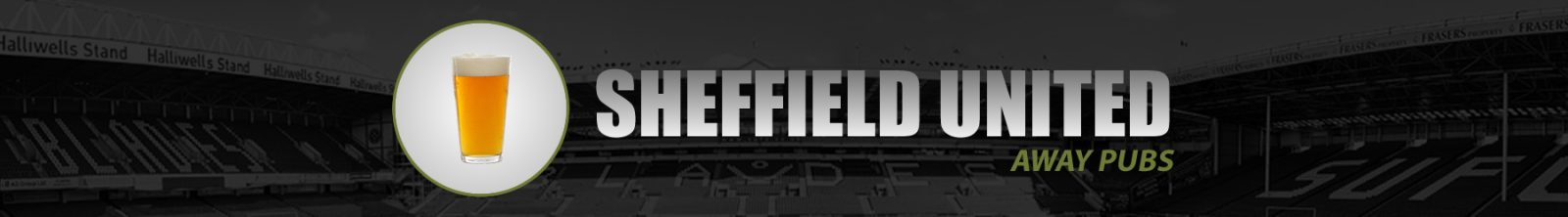 Sheffield United Away Pubs