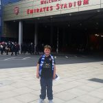 Arsenal v Leicester City 11-08-2017