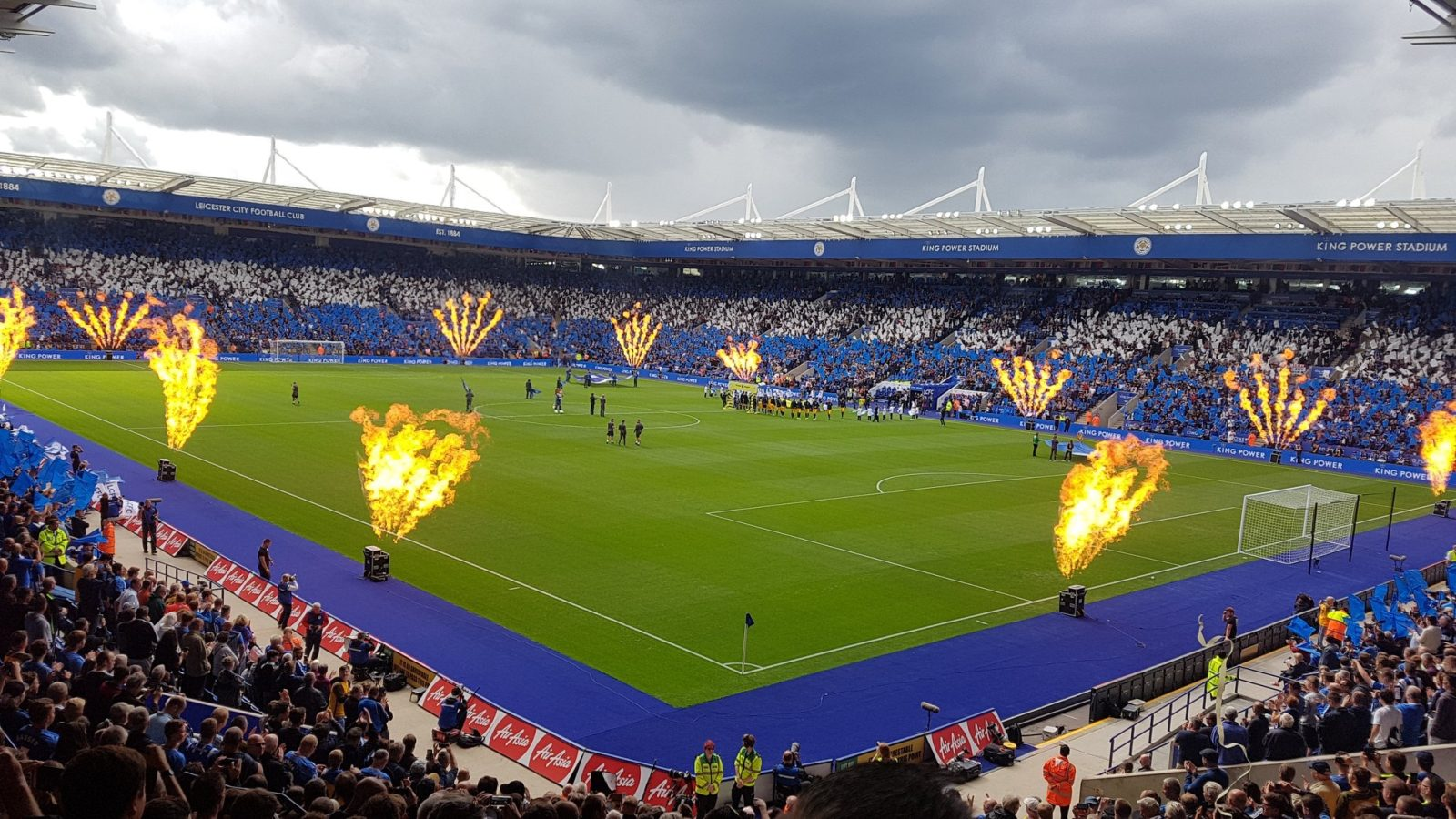 Leicester City v Brighton and Hove Albion 19-08-2017