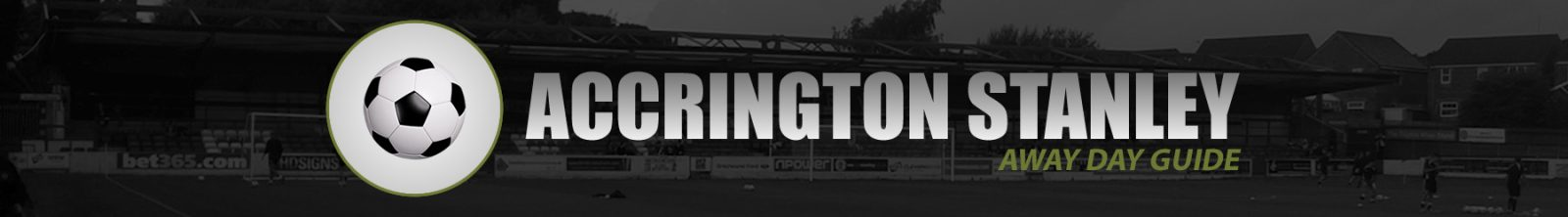 Accrington Stanley Away