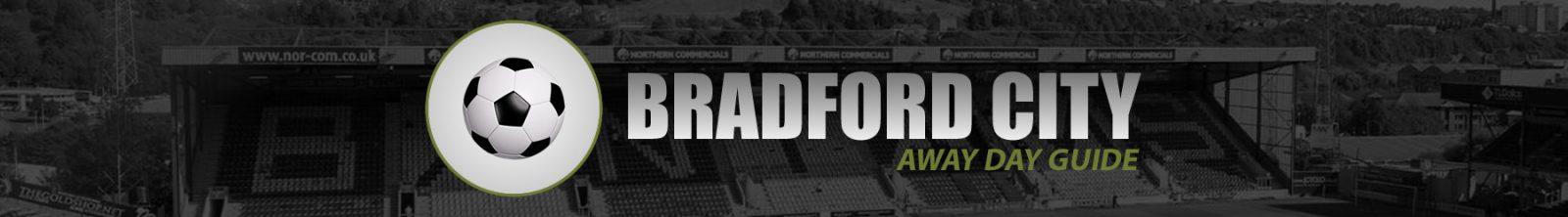 Bradford City Away