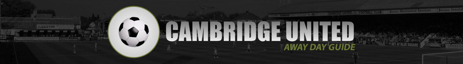 Cambridge United Away