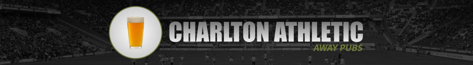 Charlton Athletic Away Pubs