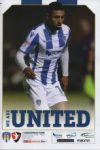 Colchester United Programme