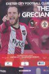 Exeter City Programme